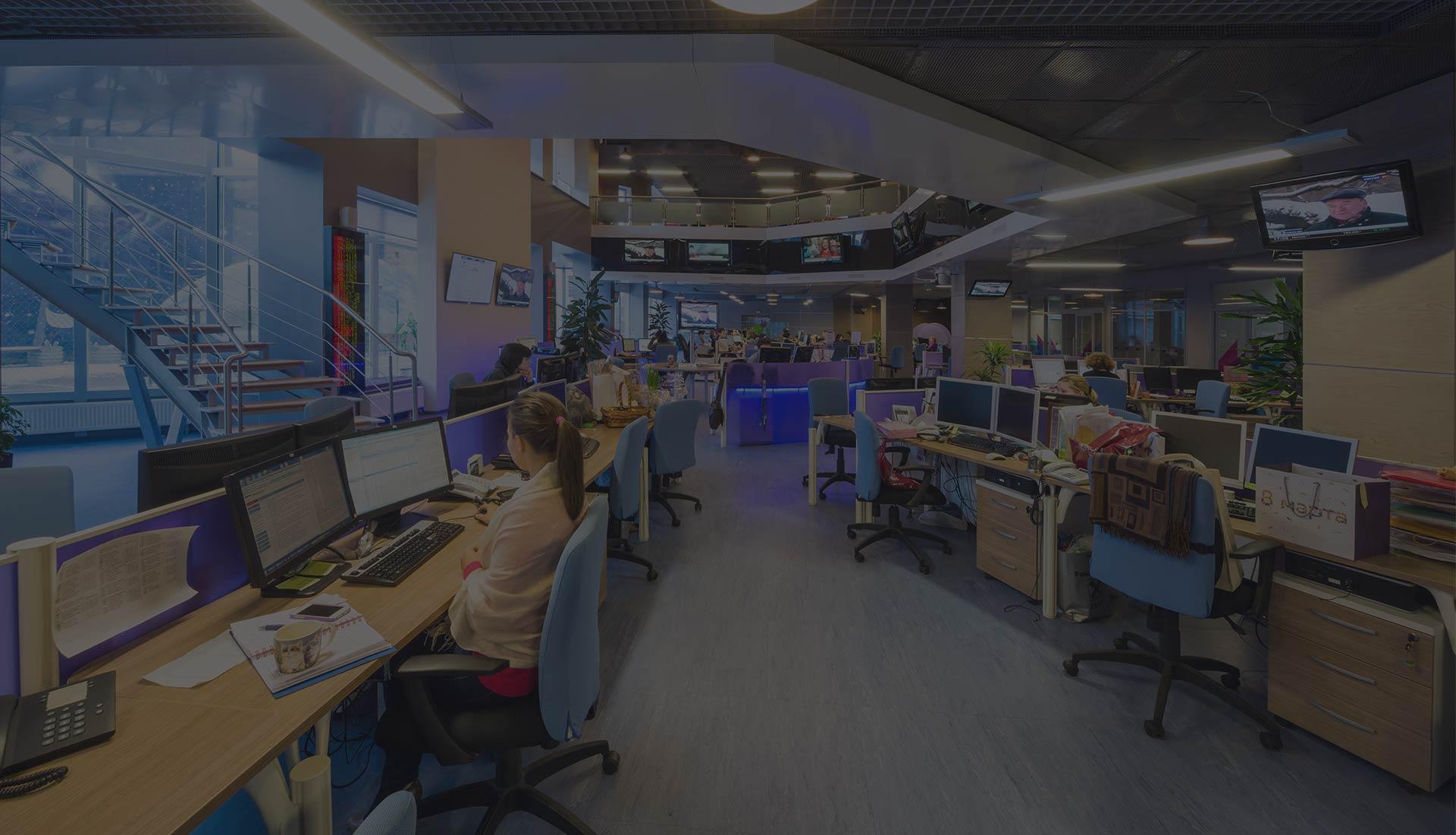 HD Broadcast Production Studio